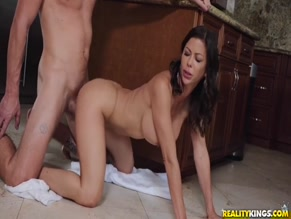 KARINA NUDE/SEXY SCENE IN FOUNTAIN OF YOUTH: PART 1